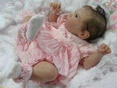 SISSY'S NURSERY~REBORN OOAK~LIFELIKE BABY GIRL~~PORSHA~~ROMIE STRYDOM~~SOLD OUT! | eBay