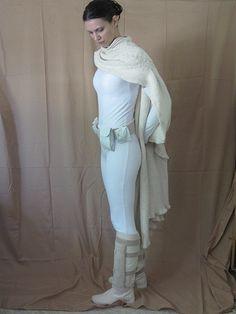 Handmade Star Wars Padme Costume. Padme Amidala cosplay, Padme Amidala costume, Halloween costume, sewing
