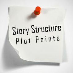 Story Structure: Plot Points ~ Writer Owl