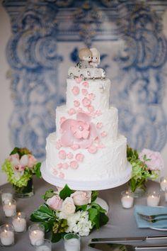Rancho Las Lomas | Cake Precious Moments topper