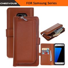 Find More Phone Bags & Cases Information about Multifunction Case For Samsung Galaxy S7 Case 2 in 1 Detachable Wallet Flip Leather Case For Samsung Galaxy S7 S6 Edge S5 Cover,High Quality Phone Bags & Cases from CHEZVOUS Factory Store on Aliexpress.com