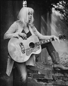 Emmylou Harris - Possibly the coolest woman to ever sing country music - Can not say enough good things about Emmylou
