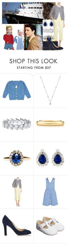 """""""Leaving Denmark and ending their Scandinavian Tour"""" by lady-maud ❤ liked on Polyvore featuring Fountain, Elsa Peretti, Tara Jarmon, Rachel Riley and Jimmy Choo"""