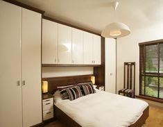 warm contemporary bedroom - Google Search