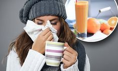 Flu Fighting Tonic recipe could help fight off virus | Daily Mail Online