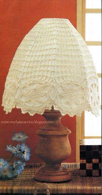 Crochet En Acción: lámparas