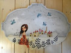 at last she found what she was loking for. by elsbeth eksteen At Last, Ceramics, Paintings, Illustrations, Heart, Ideas, Hall Pottery, Pottery, Paint