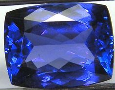 VVS1 TANZANITE FACETED COLLECTOR PC  6.17 CTS JM-PG-RK-19 gemstones