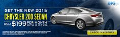 Chrysler 200 web banner