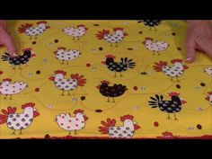 How to do Decorative Top Stitching - YouTube