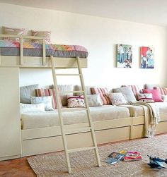 kids-bedroom-for-two or three