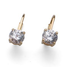 Winter Collection, Diamond Earrings, Plating, Gold, Crystals, Fields, Jewelry, Jewlery, Jewerly