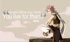 natsu quotes