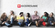 Kickresume helps you to create stand out resume, cover letter and personal website in minutes. Impress your future employer and get hired.