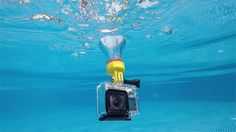 Have you ever wanted to mount your GoPro to a tripod while on land and a water bottle while underwater? A new accessory will allow you to do both. The ROGE Photography Lessons, Camera Photography, Gopro Accessories, Photo Memories, Video Film, Amazing Pics, Underwater, Travel Photos, Water Bottle