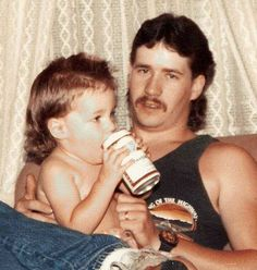 The biggest crime is that ugly mullet he gave the kid!