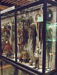 pitt rivers museum  | The Pitt Rivers Museum and its Shrunken Heads