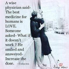 True! #love