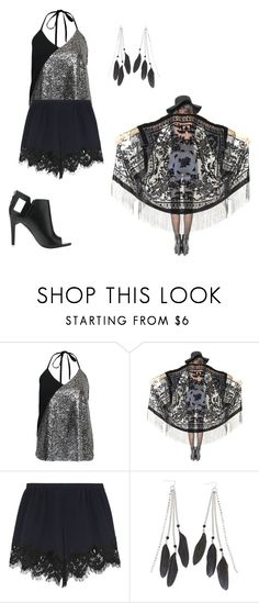 """""""DISCO"""" by nishadnancy on Polyvore featuring Chloé, Charlotte Russe and Alepel"""