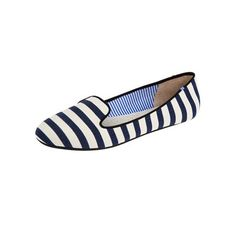 Charles Philip The Perfect Striped Loafers