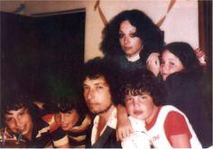 Bob & Sara with their children