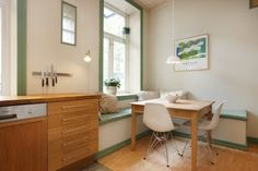 We are selling our apartement in Oslo
