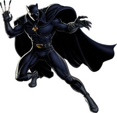 Black Panther: Marvel: Avengers Alliance