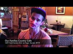 Mobilizing People Marketing (MPM) Invasion of Best Las Vegas American food restaurant; Our Families Country Cafe