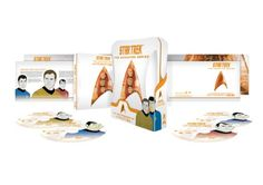 Boldly continuing where The Original Series left off, these animated adventures chart the progress of Captain Kirk and his crew in a universe un. Star Trek Dvd, Star Trek Movies, Star Trek Animated Series, Star Trek Gifts, Start Trek, Star Trek Collectibles, Saturday Morning Cartoons, William Shatner, Animation Series