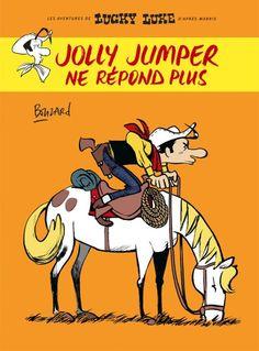 Lucky Luke vu par... tome 2 - Jolly Jumper ne répond plus de Bouzard