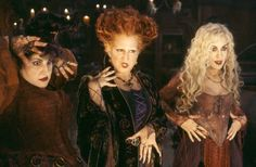 "Don't make me put my ""Hocus Pocus"" on you!"