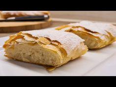 Darás rétes recept /TT/ (Grízes) - YouTube Bread, Youtube, Food, Essen, Breads, Baking, Buns, Youtubers, Yemek