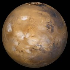 Gorgeous image of Mars