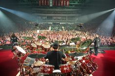 neil peart drum kits - Google Search