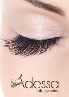 Wimpernverlängerung mit Adessa Lashes  #Lashes #Wimpern #Adessa