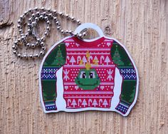 Can anything this cute qualify as an Ugly Sweater? After all, it has Signal right in the middle! Travel Tags, Geocaching, Ugly Sweater, Pinterest Board, Outdoor Fun, Christmas Holidays, Bugs, Swag, Middle