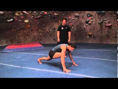 Express Bouldering Warm Up for Rock Climbing - YouTube