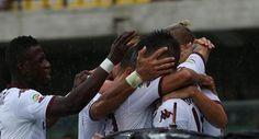 Serie A: Empoli Napoli 2-2, stesso punteggio per Palermo-Carpi e Sassuolo-Atalanta - Sport - ANSA.it