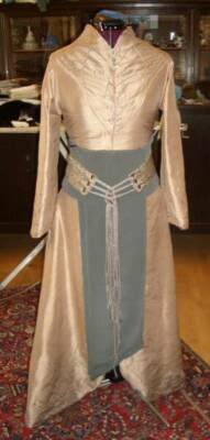 Lord Of The Rings(2001-03) Costumes Designed By Ngila Dickson