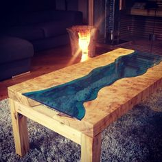 My river table                                http://danielecoan.wix.com