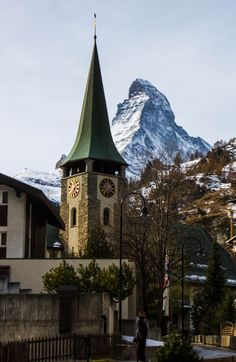 zermatt - Zermatt is a municipality in the district of Visp in the German-speaking section of the canton of Valais in Switzerland.