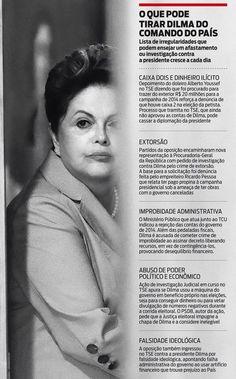 Landisvalth Blog           : Revista ISTOÉ prevê fim do governo Dilma