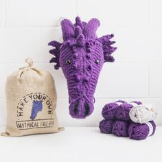 It's time to announce May's MOTM and oh boy it was a close one! Our winner is @chantastic7 with her multi coloured unicorn. ❤️ Congratulations you've won a SL kit of your choice, perhaps this purple dragon (you don't have to pick the purple dragon ). All our runner up (MOTWs) have also won a pattern each, so please email us at hello@sincerelylouise.co.uk with your choice of pattern and ravelry user name so we can gift it to you! Our next MOTW will be announced tomorrow so get sharin...