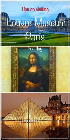 Louvre Museum Paris in a day | Visiting the Louvre with family and kid | Tips to cover Louvre Museum in a day | Mona Lisa