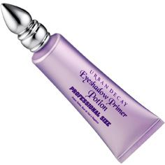Urban Decay Primer Potion: makes even my cheapest eyeshadows last!