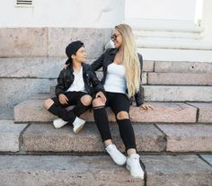 MOM AND SON MATCHING | Patricia Ström Sons, Babies, Children, Fashion, Babys, Kids, Moda, Fasion, Guys