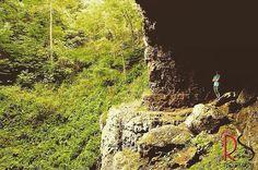 Missouri cave.