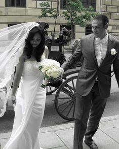 "Casol's Instagram photo: ""Le 17 Juillet, 2020, Noriko & Mickaël Casol célèbrent 10 ans de #mariage! On July 17, 2020, Noriko & Mickaël Casol celebrate 10 years…"" Friend Photos, Friends Family, 10 Years, Wedding Dresses, Instagram, Fashion, Weddings, Bride Dresses, Moda"