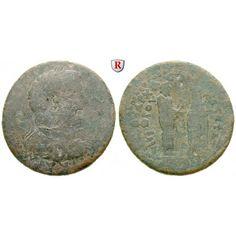 Römische Provinzialprägungen, Phrygien, Laodikeia am Lykos, Caracalla, Bronze 193-211, s: Phrygien, Laodikeia am Lykos. Bronze 34,7… #coins