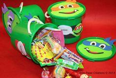 Ninja Turtle Party pack